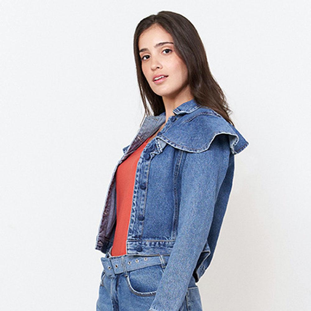 Jaqueta Jaque jeans