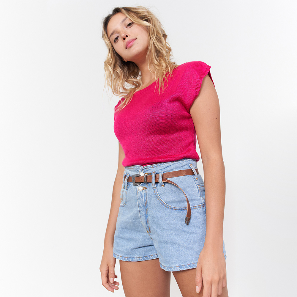 Musclee Tricot Pink
