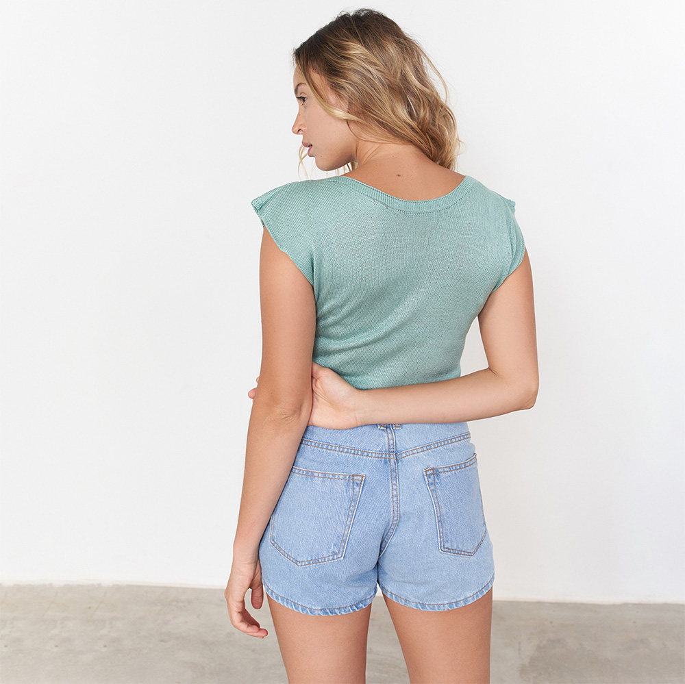 Musclee Tricot Verde