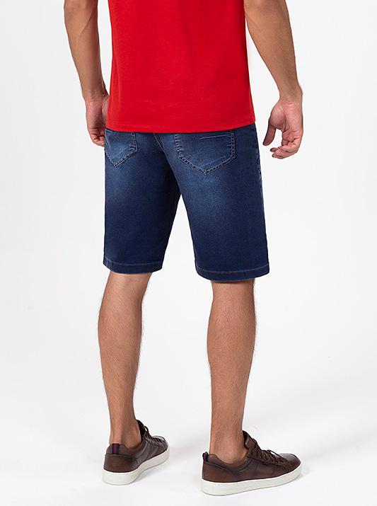 Bermuda Jeans Premium
