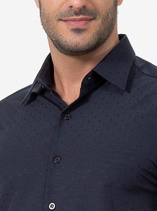 Camisa Linea Ouro Manga Longa