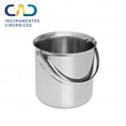 BALDE C/ ALCA DIAM 18X21 CM, CAP 5L 1 PC/EMB