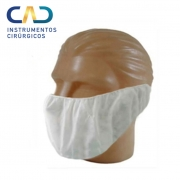 Protetor de Barba Descartável - pcte com 100