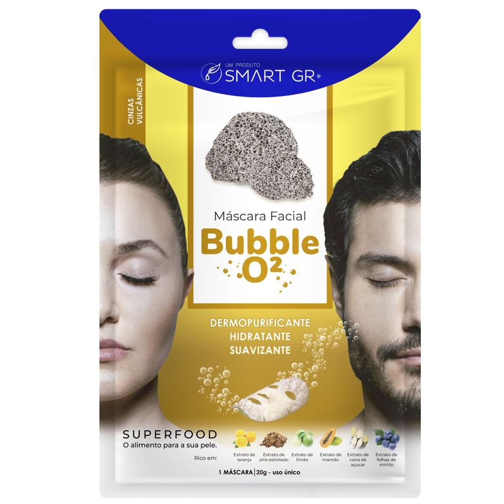 Bubble O2 - Cinzas