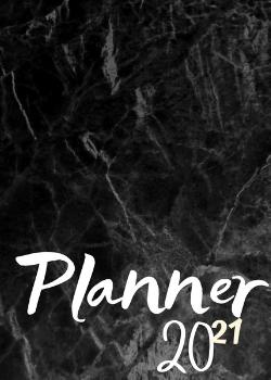 Capa para Planner Black