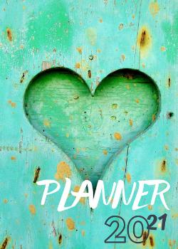 Capa para Planner Heart