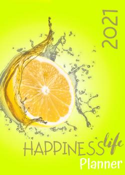 Capa para Planner Lemon