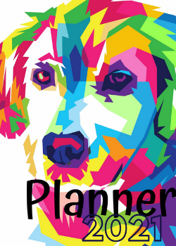 Planner Estrelari 2021 2022 Dog 7