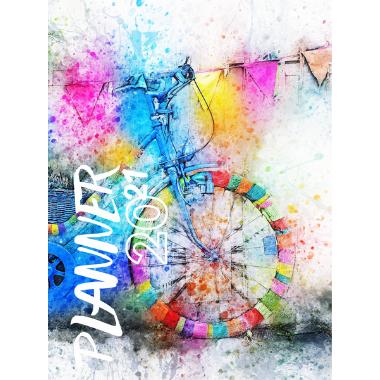 Planner Estrelari 2021 2022 Bike