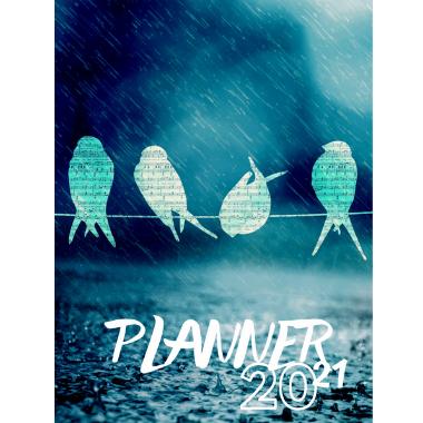 Planner Estrelari 2021 2022 Blue Birds 2