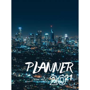 Planner Estrelari 2021 2022 City Lights