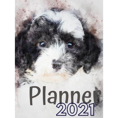 Planner Estrelari 2021 2022 Dog 6