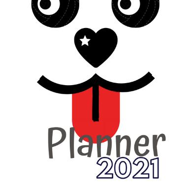 Planner Estrelari 2021 2022 Dog 9
