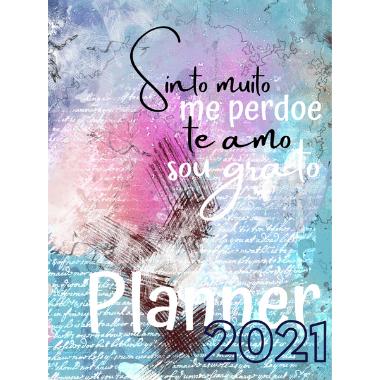 Planner Estrelari 2021 2022 Ho´oponopono 3