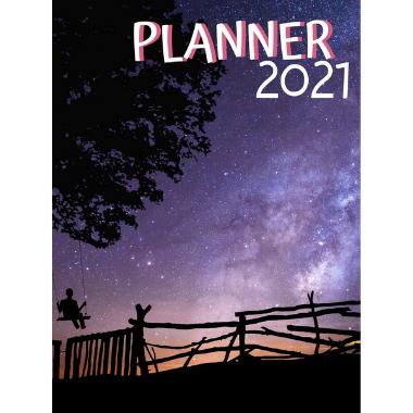 Planner Estrelari 2021 2022 Light Stars