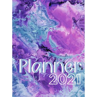 Planner Estrelari 2021 2022 Lilac Painting