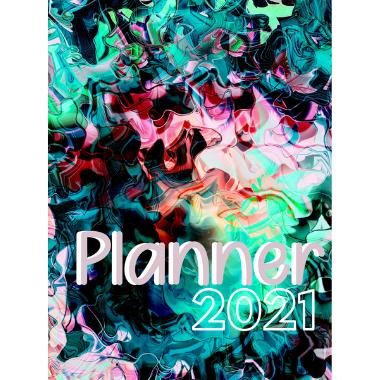 Planner Estrelari 2021 2022 Mixed Colors 2