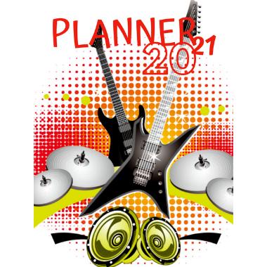 Planner Estrelari 2021 2022 Music 7