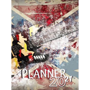 Planner Estrelari 2021 2022 Music 8