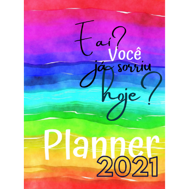 Planner Estrelari 2021 2022 Wellness