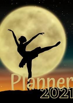 Planner Estrelari 2021 2022 Ballet 2
