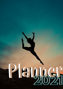 Planner Estrelari 2021 Ballet 3