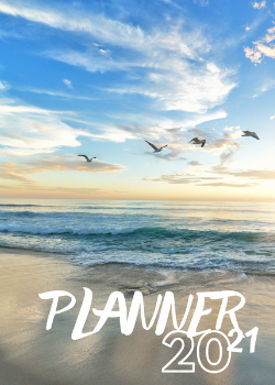 Planner Estrelari 2021 Beach