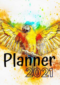 Planner Estrelari 2021 Birds2
