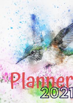 Planner Estrelari 2021 2022 Birds 3