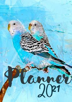 Planner Estrelari 2021 2022 Blue Birds
