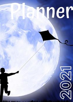 Planner Estrelari 2021 2022 Boy