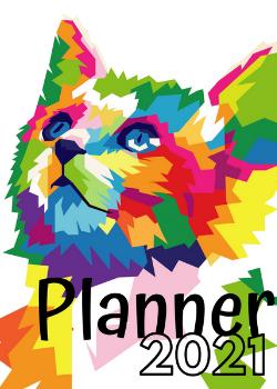Planner Estrelari 2021 Cat