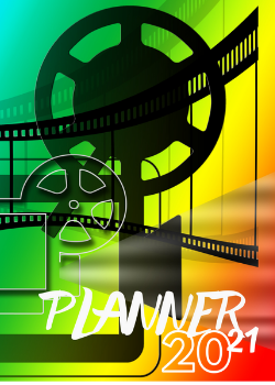 Planner Estrelari 2021 Cinema