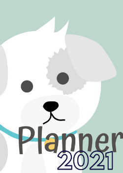Planner Estrelari 2021 Dog 6
