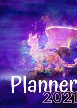 Planner Estrelari 2021 2022 Dragon