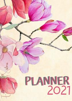 Planner Estrelari 2021 Flowers
