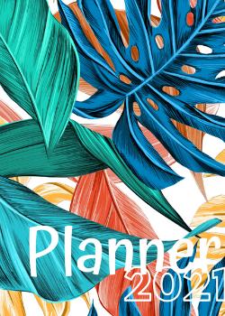 Planner Estrelari 2021 Folhas