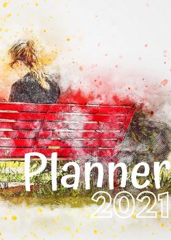 Planner Estrelari 2021 2022 Girl 2