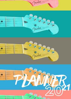 Planner Estrelari 2021 2022 Guitars