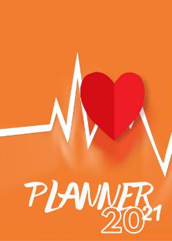 Planner Estrelari 2021 Heart 2
