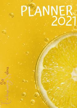 Planner Estrelari 2021 2022 Lemon 2