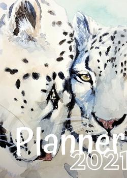 Planner Estrelari 2021 2022 Leopard