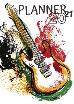 Planner Estrelari 2021 Music