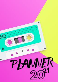 Planner Estrelari 2021 Music 6