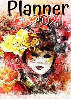 Planner Estrelari 2021 Pierrot 2