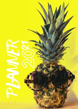Planner Estrelari 2021 2022 Pineapple
