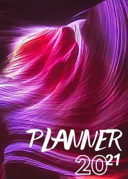 Planner Estrelari 2021 Pink light