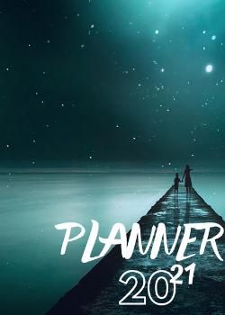 Planner Estrelari 2021 Sky Stars