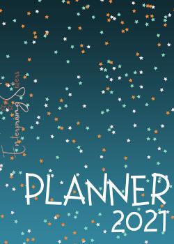Planner Estrelari 2021 Stars