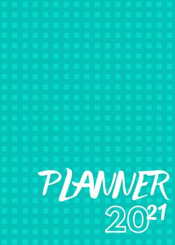 Planner Estrelari 2021 Tiffany